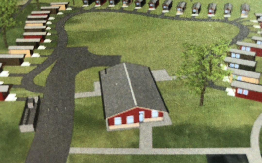 Orting Veterans Village Breaks Ground
