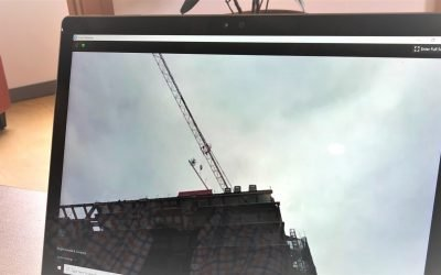 Virtual Topping Out – Building 24, Bellevue, WA