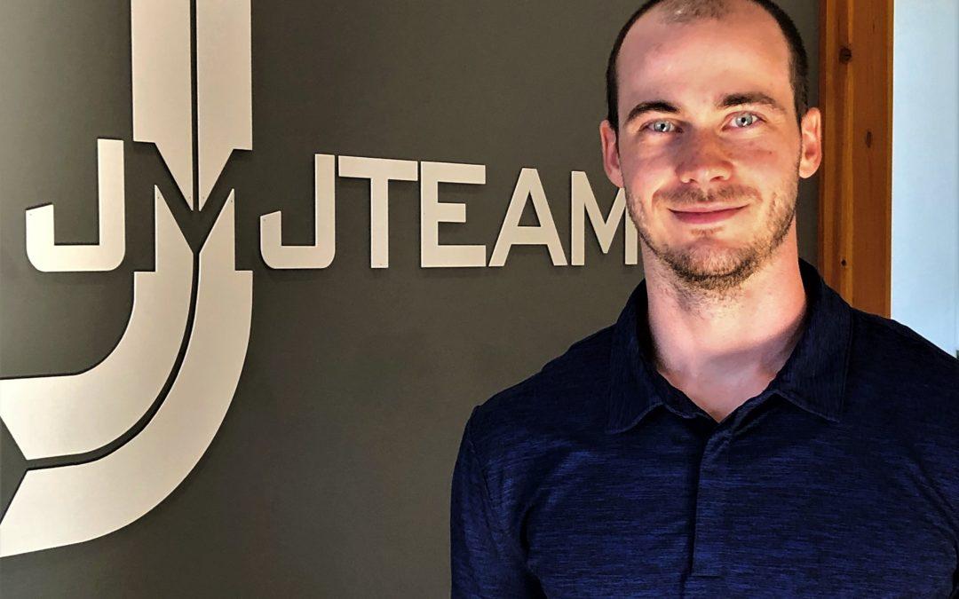 JMJ TEAM welcomes a New Team Member: John!